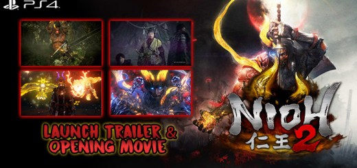 Nioh 2, Nioh, PlayStation 4, PS4, US, pre-order, Koei Tecmo Games, Koei Tecmo, gameplay, features, release date, price, trailer, screenshots, Team Ninja, news, update, Nioh 2 special edition, special edition, opening movie, launch trailer