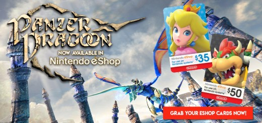 Switch, Nintendo Switch, Digital, eShop cards, Nintendo eShop US, North America, Release Date, Gameplay, Features, Price, buy now, Forever Entertainment, MegaPixel Studio, trailer, screenshots, Panzer Dragoon 2020, Panzer Dragoon: Remake