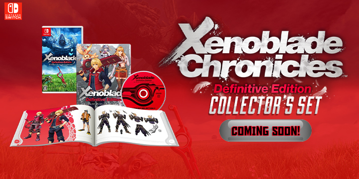 Xenoblade Chronicles, Xenoblade Chronicles: Definitive Edition, Nintendo, Nintendo Switch, Switch, US, Europe, Japan, gameplay, features, release date, price, trailer, screenshots