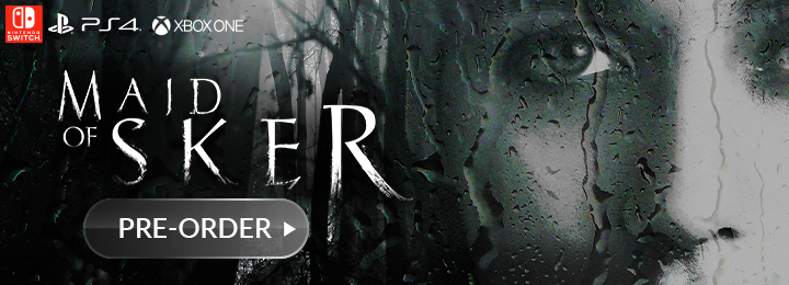 Maid of Sker, XONE, Xbox One, PS4, Switch, Nintendo Switch, PlayStation 4, EU, Europe, Release Date, Gameplay, Features, price, pre-order now, Perp Games, Wales Interactive, trailer, screenshots