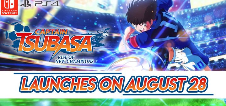 Captain Tsubasa: Rise of New Champions, PS4, PlayStation 4, Bandai Namco Entertainment, Nintendo Switch, North America, US, release date, features, price, pre-order now, trailer, Captain Tsubasa game 2020, news, update, launch date, Western release date, Japan release date