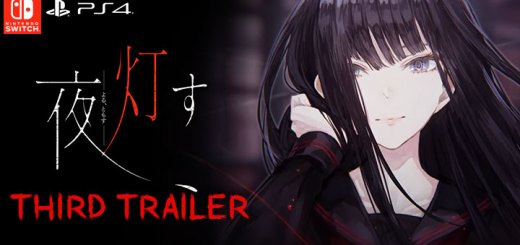 Yoru Tomosu, Night Light , Switch, Nintendo Switch, PS4, PlayStation 4, Japan, Release Date, Gameplay, Features, price, pre-order now, NIS, Nippon Ichi Software, screenshots, visual novel, Yoru, Tomosu, update, news, third trailer, 3rd promotional video
