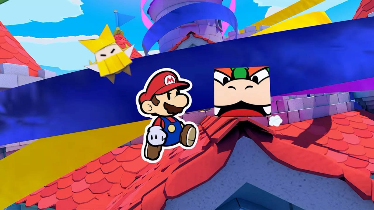 Paper Mario: The Origami King, Paper Mario, Nintendo, Nintendo Switch, release date, gameplay, price, pre-order, Paper Mario The Origami King, trailer