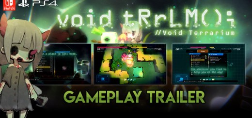 void tRrLM(); // Void Terrarium, void tRrLM Void Terrarium, void tRrLM, Void Terrarium, void tRrLM(); //ボイド・テラリウム, PlayStation 4, PS4, Nintendo Switch, Switch, Nippon Ichi Software, NIS America, gameplay, features, release date, Void Terrarium, Western release, localization, US, Europe, Gameplay trailer, news