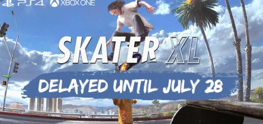 Skater XL, XONE, Xbox One, PS4, PlayStation 4, Europe, release date, gameplay, features, price, pre-order, trailer, screenshots, Easy Day Studios, delayed, new release date