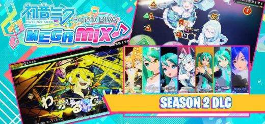 Hatsune Miku Project Diva Mega Mix, Hatsune Miku Project Diva MegaMix, Hatsune Miku: Project Diva Mega39's, Nintendo Switch, Sega, Switch, features, Japan, trailer, Hatsune Miku Project Diva Mega39's, Hatsune Miku: Project Diva Mega39's MegaMix, 初音ミク Project DIVA MEGA39's, price, news, update, DLC, additional content, Season 2