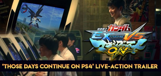Mobile Suit Gundam: Extreme VS. MaxiBoost ON, Mobile Suit Gundam, Gundam, PS4, PlayStation 4, Asia, Japan, gameplay, features, release date, price, trailer, new trailer