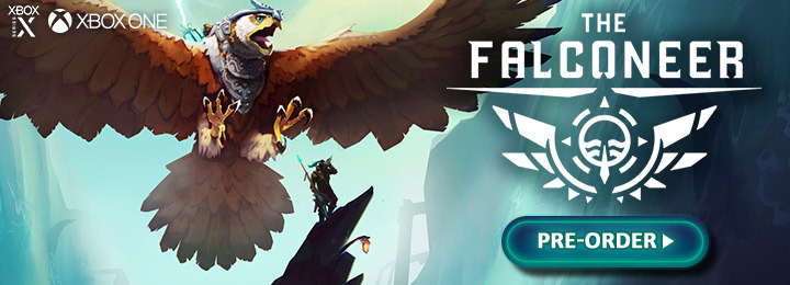 The Falconeer, Xbox One, Xbox Series X, Europe, Wired Productions, Europe, gameplay, features, release date, price, trailer, screenshots