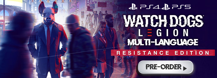 Watch Dogs Legion, Special Edition, Gold Edition, Ultimate Edition, Resistance Edition, PS4, PlayStation 4, Ubisoft, PS5, PlayStation 5, release date, gameplay, features, price, trailer, Asia, Multi-language, Watch Dogs Legion Resistance Edition, Watch Dogs Legion Gold Edition, Watch Dogs Legion Ultimate Edition