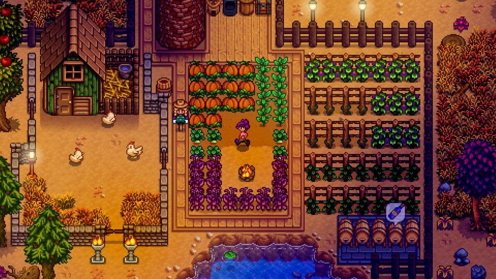 Stardew Valley, Nintendo Switch, Europe, Multi-language, release date, gameplay, price, features, pre-order, Fangamer