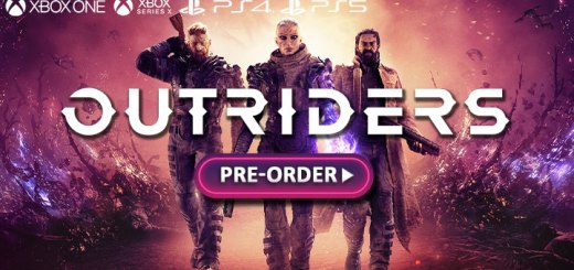 Outriders, People Can Fly, Square Enix, PS5, PS4, PlayStation4, PlayStation5, Xbox One, Xbox Series X, Europe, North America, Price, Pre-order, Trailer, Features, Screenshots