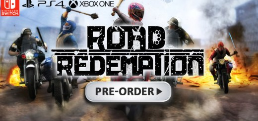 Road Redemption, EQ Games, Pixel Dash Studios, Switch, Nintendo Switch, PS4, PlayStation4, Xbox One, Europe, North America, Price, Pre-order, Features, Screenshots, Physical Release, Retail Versions