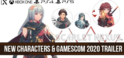 Scarlet Nexus, Bandai Namco, PS4, PlayStation 4, PS5, PlayStation 5, XONE, Xbox One, XSX, Xbox Series X, US, North America, release date, trailer, features, screenshots, pre-order now, New Characters, Gamescom 2020 Trailer, Second Trailer
