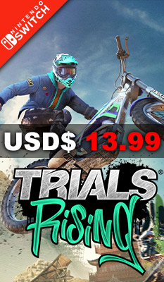 TRIALS RISING [GOLD EDITION] Ubisoft
