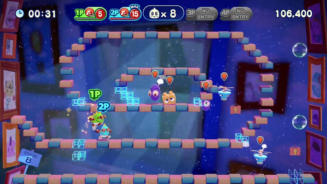 Bubble Bobble 4 Friends: The Baron is Back!, Bubble Bobble 4 Friends, PS4, Nintendo Switch, Switch, release date, gameplay, features, price, trailer, pre-order, ININ Games, Europe