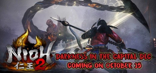 Nioh 2, Nioh, PlayStation 4, PS4, US, Koei Tecmo Games, Koei Tecmo, gameplay, features, release date, price, trailer, screenshots, Team Ninja, update, Darkness in the Capital, Tokyo Game Show, TGS, Tokyo Game Show 2020, DLC