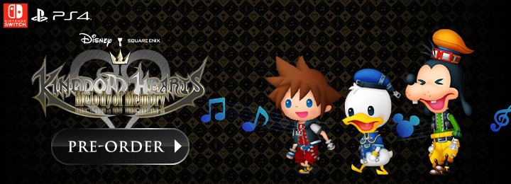 Kingdom Hearts: Melody of Memory, Kingdom Hearts Melody of Memory, Switch, Nintendo Switch, PS4, PlayStation 4, Xbox One, XONE, features, gameplay, news, trailer, screenshots, Square Enix, Kingdom Hearts, update, english trailer, pre-order, buy