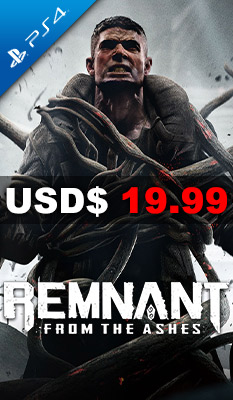REMNANT: FROM THE ASHES THQ Nordic,