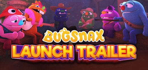 Bugsnax, PS5, PlayStation 5, North America, US, Japan, Asia, Europe, Young Horses, release date, features, price, pre-order now, trailer, screenshots, Launch Trailer, update, news