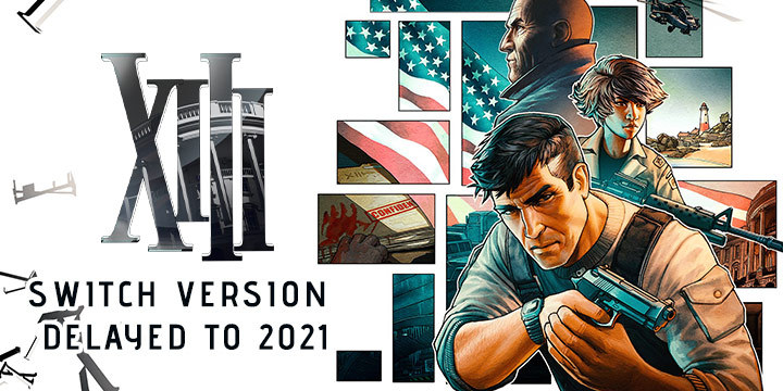 XIII, XIII Remake, PlayStation 4, Xbox One, Nintendo Switch, US, pre-order, gameplay, features, release date, price, trailer, screenshots, Maximum Games, Microids, delay