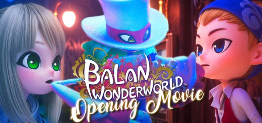 Balan Wonderworld, PlayStation 5, PlayStation 4, Xbox One, Xbox Series X, Nintendo Switch, Switch, PS5, PS4, XONE, XSX, US, Europe, Japan, Square Enix, gameplay, features, release date, price, trailer, screenshots, Arzest, Opening Movie, Opening Cutscene, Opening Trailer