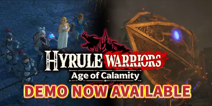 Hyrule Warriors Age Of Calamity Demo Now Available Learn More Here