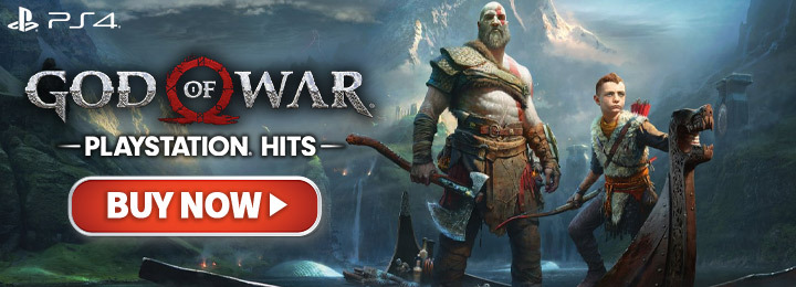 God of War, PS4, PlayStation 4, update, Santa Monica Studios, Sony Interactive Entertainment, PS5, PlayStation 5, update, PlayStation Hits, gameplay, features, screenshots