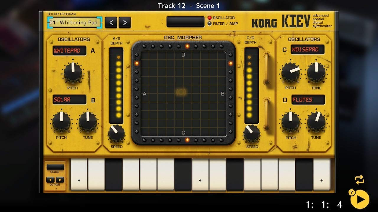 KORG Gadget for Nintendo Switch, KORG Gadget, KORG Gadget for SW, KORG Gadget SW, Nintendo Switch, release date, gameplay, features, price, US, North America