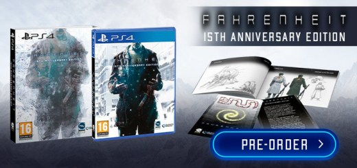Fahrenheit 15th Anniversary Edition, Fahrenheit, Indigo Prophecy, Quantic Dream, Meridiem Games, PS4, PlayStation 4, release date, features, screenshots, Europe, pre-order, price, physical release