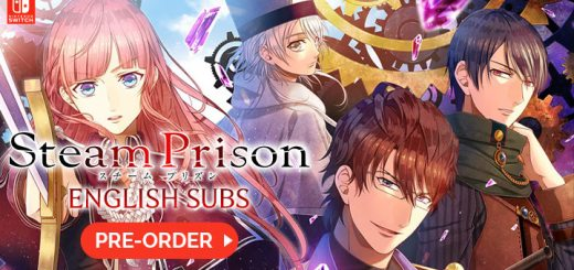 Steam Prison (English), Steam Prison: Nanatsu no Bitoku, Steam Prison, English Subtitles, Japan, PS4, PS5, Switch, Nintendo Switch, release date, price, pre-order, features, trailer, screenshots, スチームプリズン -七つの美徳-