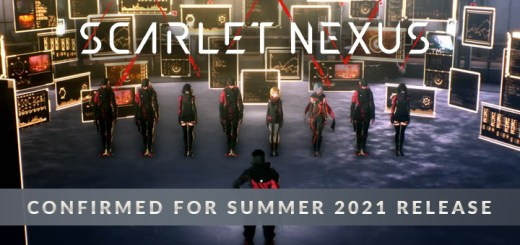 Scarlet Nexus, Bandai Namco, PS4, PlayStation 4, PS5, PlayStation 5, XONE, Xbox One, XSX, Xbox Series X, US, North America, release date, trailer, features, screenshots, pre-order now, Release Date Reveal, Release Date Trailer, Summer 2021