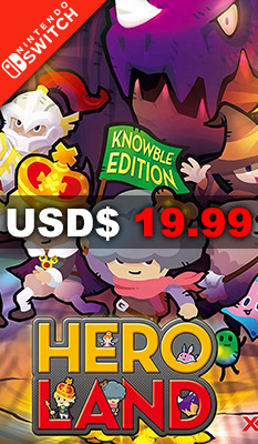 HEROLAND [KNOWBLE EDITION] Xseed Games