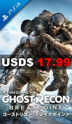 TOM CLANCY'S GHOST RECON: BREAKPOINT Ubisoft