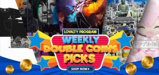 Double Coins, Playasia Loyalty Program, Loyalty Program