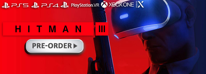 Hitman III, Hitman, Hitman 3, PS5, PlayStation 5, PS4, PlayStation 4, XONE, Xbox One, Xbox Series X, PSVR, PlayStation VR, Europe, US, North America, Japan, Asia, release date, price, pre-order, features, Trailer, Screenshots, IO Interactive