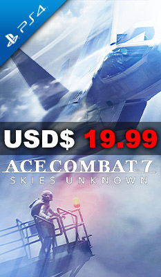 Ace Combat 7: Skies Unknown Bandai Namco Games