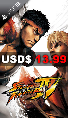 Street Fighter IV (Greatest Hits) Capcom