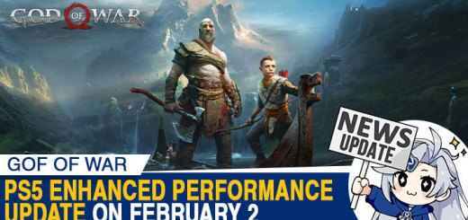 God of War, PS4, PlayStation 4, update, Santa Monica Studios, Sony Interactive Entertainment, PS5, PlayStation 5, update, PlayStation Hits, gameplay, features, screenshots, update