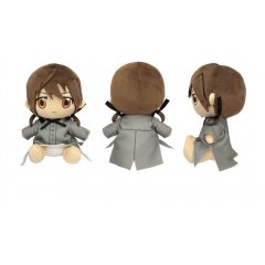 THE 501ST UNIFICATION BATTLE WING STRIKE WITCHES ROAD TO BERLIN OSUWARIKKO PLUSH: BARKHORN Tapioca