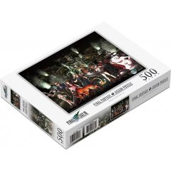 FINAL FANTASY JIGSAW PUZZLE: FINAL FANTASY VII (500 PIECES) Square Enix