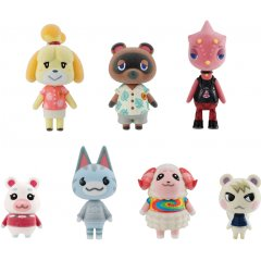 ANIMAL CROSSING: NEW HORIZONS FRIENDS DOLL (SET OF 8 PACKS) Bandai Entertainment