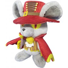 KIRBY'S DREAM LAND DREAMY GEAR PLUSH: DAROACH San-ei Boeki