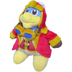 KIRBY'S DREAM LAND DREAMY GEAR PLUSH: KING DEDEDE San-ei Boeki