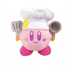 KIRBY'S DREAM LAND KIRBY MUTEKI! SUTEKI! CLOSET PLUSH: COOK San-ei Boeki