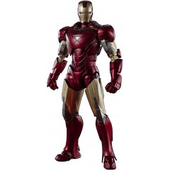 S.H.FIGUARTS THE AVENGERS: IRON MAN MARK VI BATTLE DAMAGE EDITION Bandai Spirits