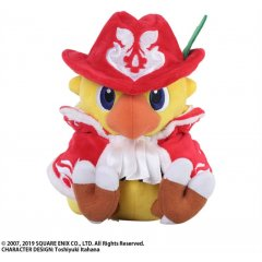 CHOCOBO'S MYSTERY DUNGEON EVERY BUDDY! PLUSH: CHOCOBO RED MAGE (RE-RUN) Square Enix