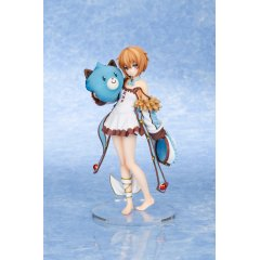 HYPERDIMENSION NEPTUNIA 1/8 SCALE PRE-PAINTED FIGURE: BLANC WAKING UP VER. Broccoli