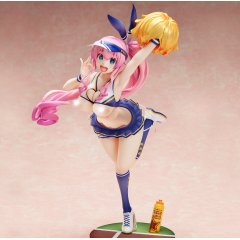 CREATOR'S COLLECTION 1/6.5 SCALE PRE-PAINTED FIGURE: CHEER GAL Native