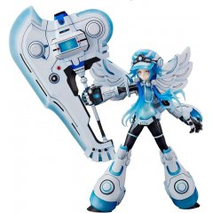 MEGADIMENSION NEPTUNIA VII 1/7 SCALE PRE-PAINTED FIGURE: NEXT WHITE Vertex