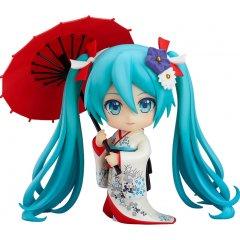 NENDOROID NO. 1427 CHARACTER VOCAL SERIES 01 HATSUNE MIKU: HATSUNE MIKU KORIN KIMONO VER. Good Smile